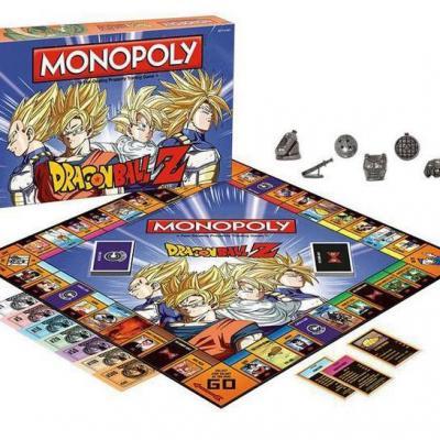 Monopoly dragon ball z fr