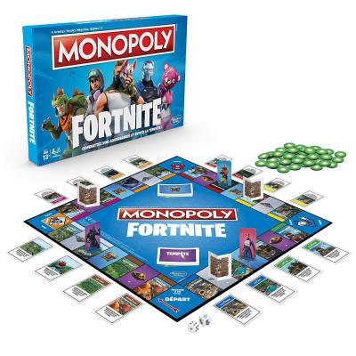 Monopoly fortnite fr