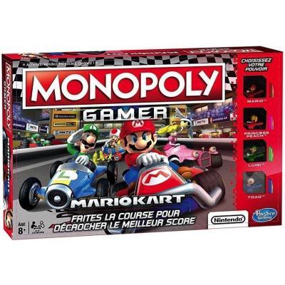 Monopoly gamer mario kart fr