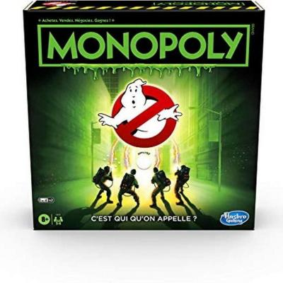 Monopoly ghostbusters fr