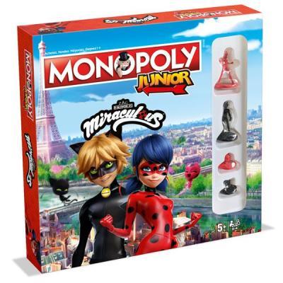 Monopoly junior miraculous fr