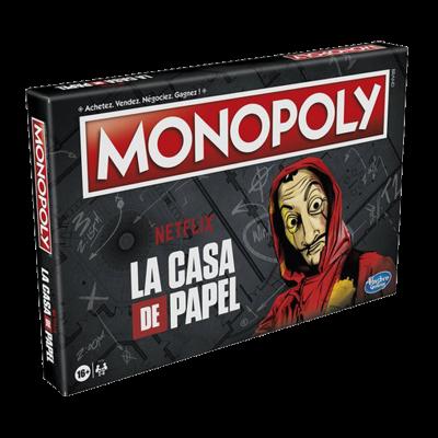 Monopoly la casa de papel fr