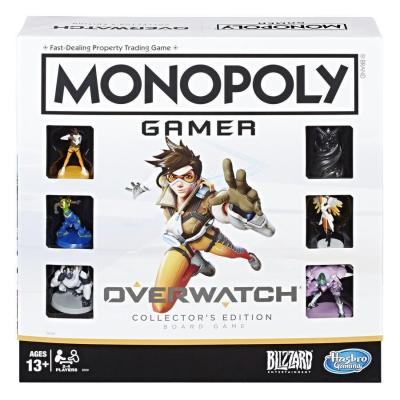 Monopoly overwatch edition collector fr