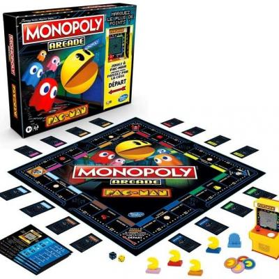 Monopoly pac man fr 1