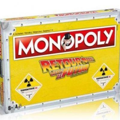 Monopoly retour vers le futur fr