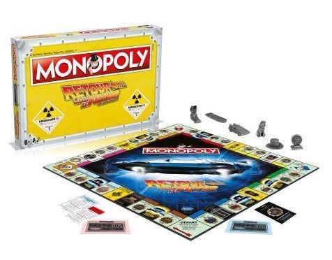 Monopoly retour vers le futur fr 1
