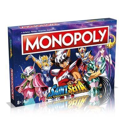 Monopoly saint seiya fr