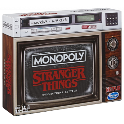 Monopoly stranger things edition collector fr 1