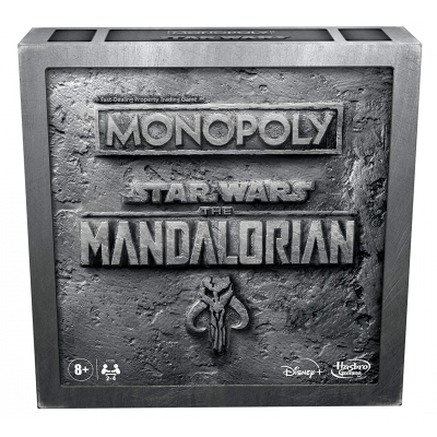 Monopoly the mandalorian fr