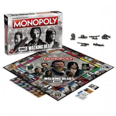 Monopoly the walking dead serie tv fr