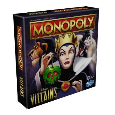 Monopoly villains fr