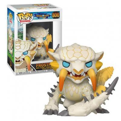 Monster hunter bobble head pop n 800 frostfang
