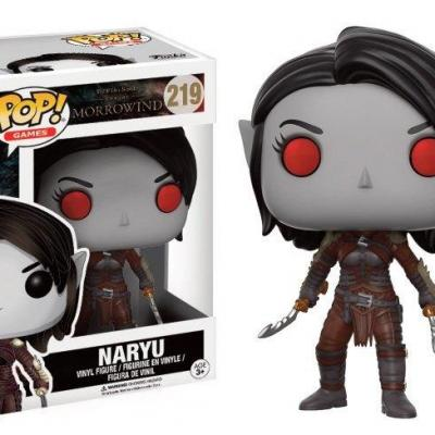 Morrowind bobble head pop n 219 naryo