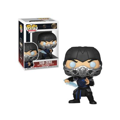 Mortal kombat bobble head pop n 1057 sub zero