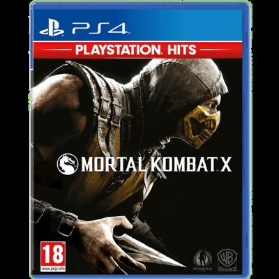 Mortal kombat x hits