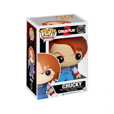 Movie bobble head pop n 56 chucky child s play