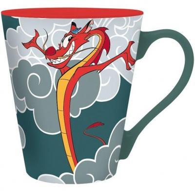 Mulan fresque mug 250 ml