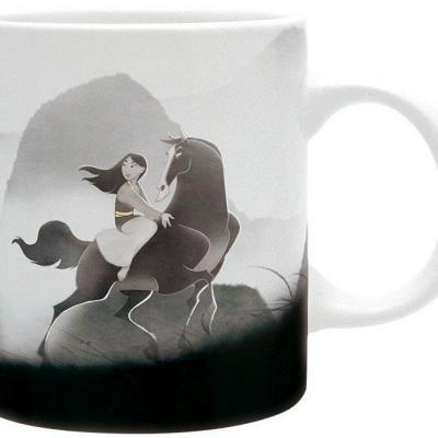 Mulan fresque mug 320 ml