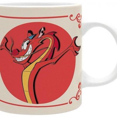 Mulan ton pire cauchemar mug 320 ml