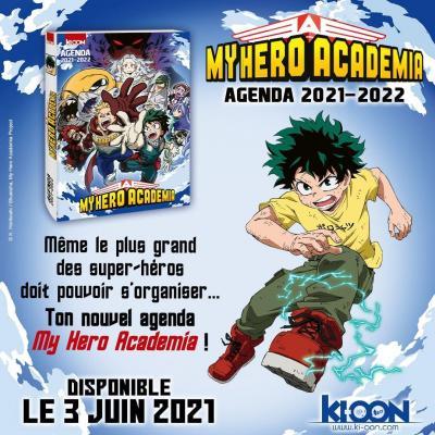 My hero academia agenda 2021 2022