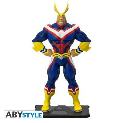 My hero academia all might figurine sfc 22cm