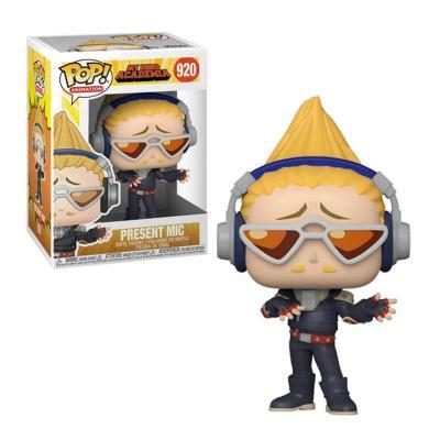 My hero academia bobble head pop n 920 present mic