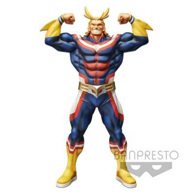 My hero academia figurine grandista all might 28cm