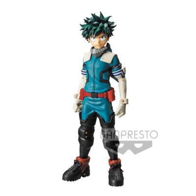 My hero academia figurine grandista midoriya izuku 25cm