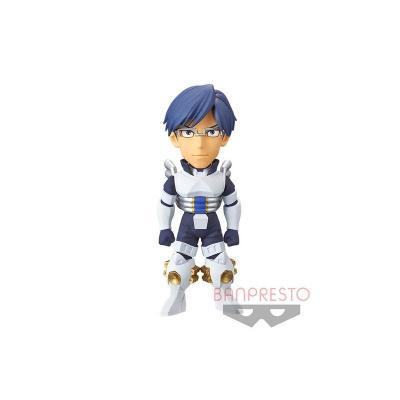 My hero academia figurine wcf chibi tenya iida 7cm