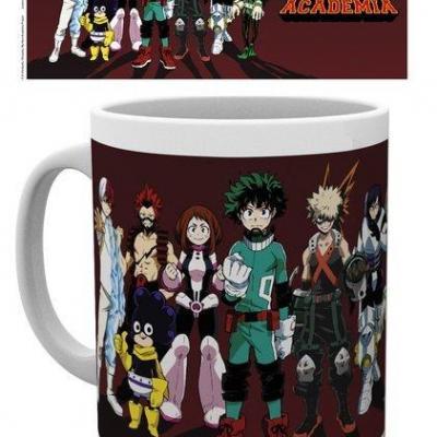 My hero academia heroes mug 300ml 1