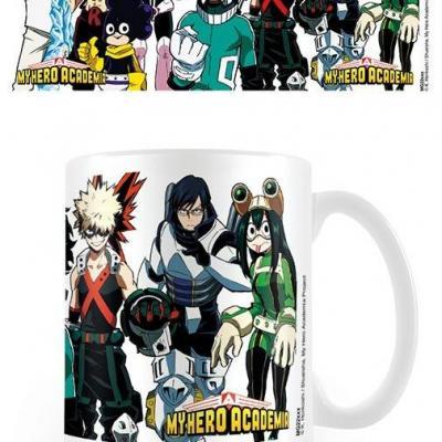 My hero academia heroes mug 300ml