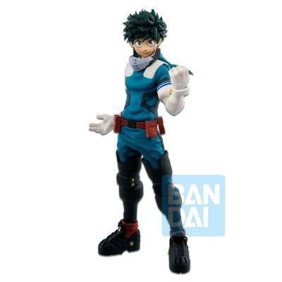My hero academia ichibansho figurine izuku midoriya 24cm