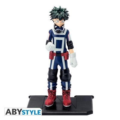 My hero academia izuku midoriya figurine sfc 16cm