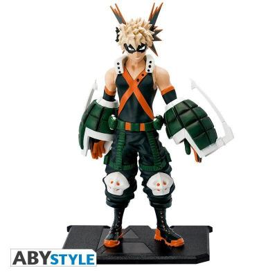 My hero academia katsuki bakugo figurine sfc 17cm