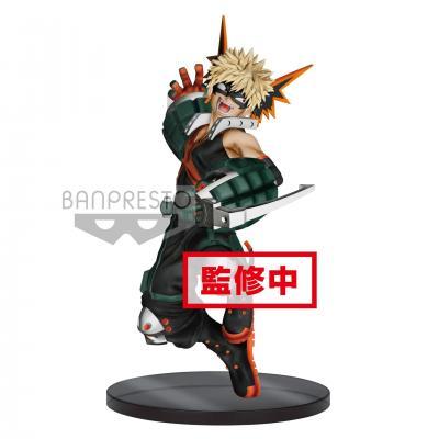 My hero academia katsuki bakugou amazing heroes 16cm vol 3