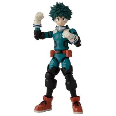 My hero academia midoriya izuku figurine anime heroes 17cm