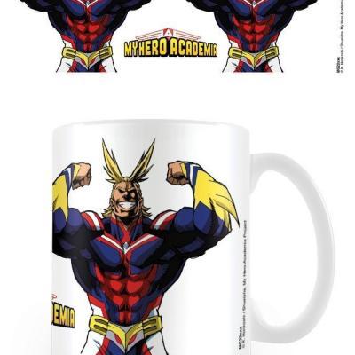 My hero academia mug 300 ml all might flex