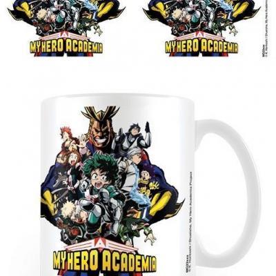 My hero academia mug 300 ml character burst