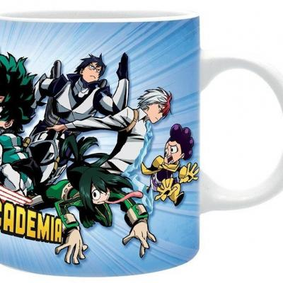 My hero academia mug 320 ml heroes subli