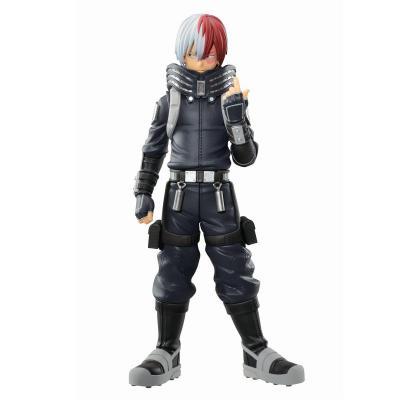 My hero academia shoto todoroki figurine ichibansho 25cm