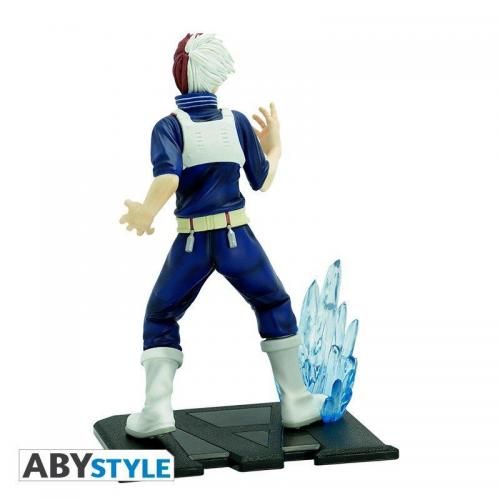 My hero academia shoto todoroki figurine sfc 17cm 1