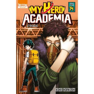 My hero academia tome 14
