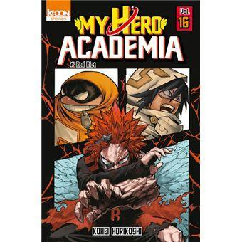 My hero academia tome 16
