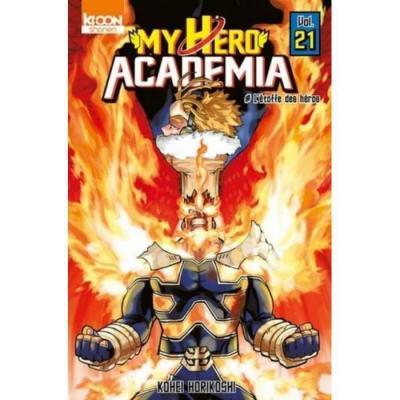 My hero academia tome 21