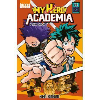 My hero academia tome 23