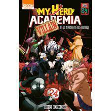 My hero academia tome 24