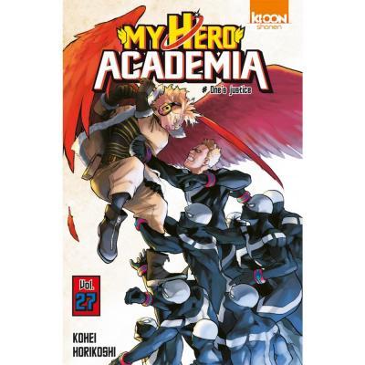 My hero academia tome 27