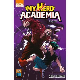 My hero academia tome 9