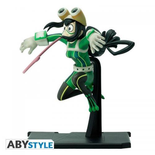 My hero academia tsuyu asui figurine sfc 17cm
