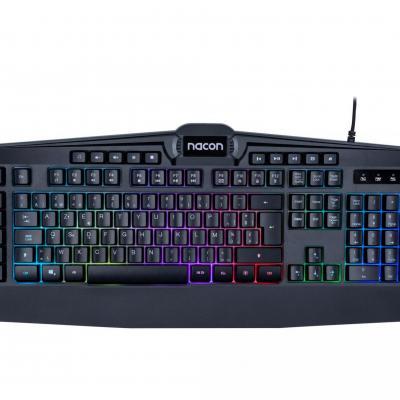 Nacon gaming keyboard cl 210 be azerty pc